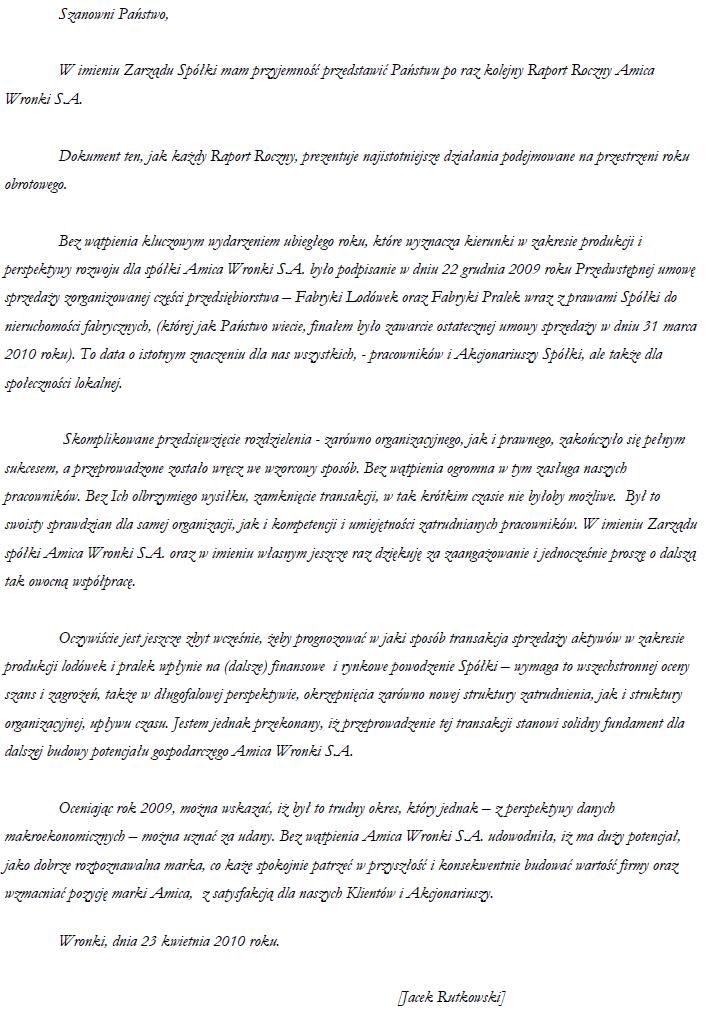 list 2009