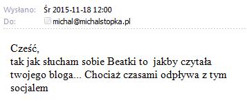 expoze premier Beaty Szydło